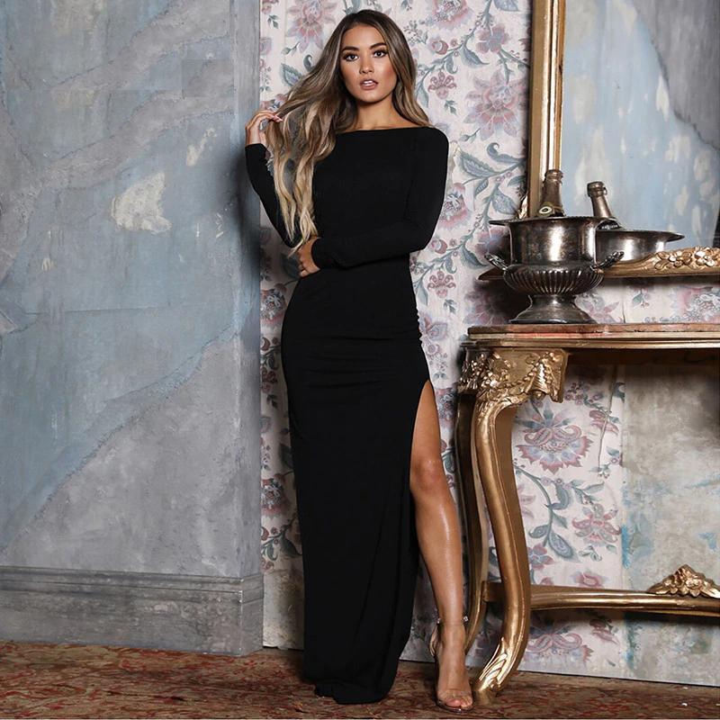 Robe Blanche Cocktail Maxi Fendue Femme Robe Blanche Robe Blanche Cocktail a7796c561c033735a2eb6c: Blanc|Bourgogne|Jaune|Marine Bleu|Noir|Rouge Soirée Blanche