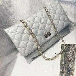 Petit Sac Blanc Femme Sac Blanc Accessoires Blancs Soirée Blanche