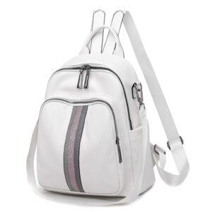 Sac à Dos Blanc Design Sac Blanc Accessoires Blancs Soirée Blanche