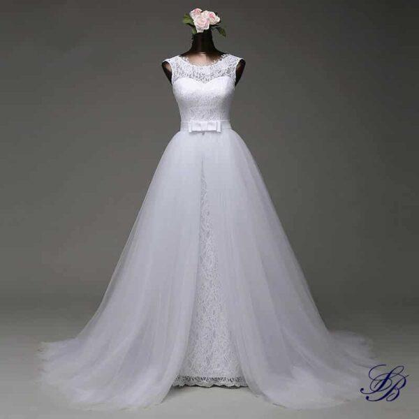 Robe Blanche de Cérémonie Robe de Mariage Blanche Femme Robe Blanche Soirée Blanche