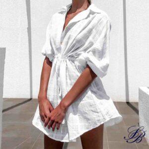 Robe Blanche Bohème Style Hippie Femme Chemisier Blanc Robe Blanche Robe Blanche Bohème a7796c561c033735a2eb6c: Blanc Soirée Blanche