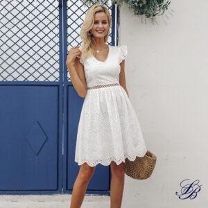 Robe Blanche Année 30 Dos Nu Robe de Soirée Blanche Femme Robe Blanche Soirée Blanche