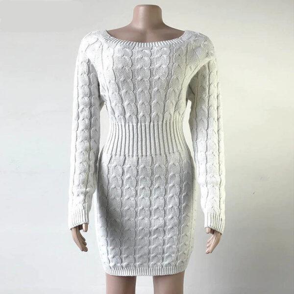 Robe Blanche Sexy Pull Robe Blanche Courte Soirée Blanche