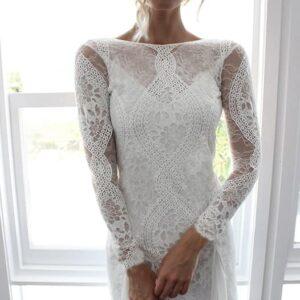 Robe Blanche Longue Dentelle Dos Nu Robe Blanche Longue Femme Robe Blanche Robe Blanche Dentelle Soirée Blanche