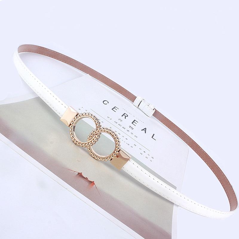 Ceinture Femme Blanche Accessoires Blancs Ceinture Blanche Couleur: Blanc Longueur de ceinture: 100cm Soirée Blanche