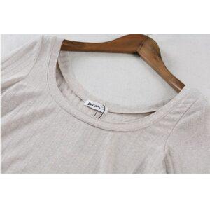 Sous Pull Blanc Fille Décolleté Pull Blanc Femme Haut Blanc Soirée Blanche