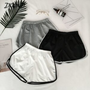 Short Blanc Tennis Femme Short Blanc Femme Bas Blanc Soirée Blanche