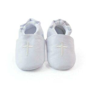 Chaussure Blanche Garçon Pour Baptême Garçon Enfant Soirée Blanche