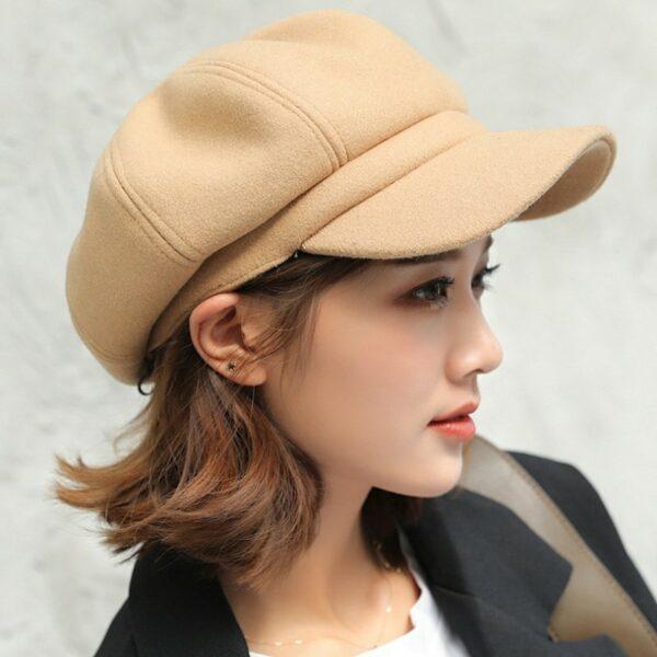 Chapeau Blanc Gavroche Chapeau Blanc Accessoires Blancs Soirée Blanche