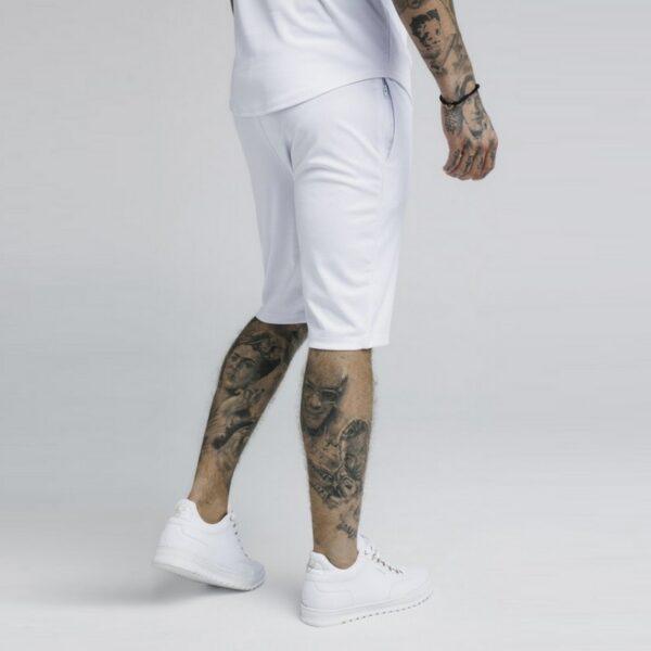 Short Blanc Homme Sport Short Blanc Homme Bas Blanc Soirée Blanche
