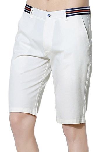 Short Coton Blanc Homme Short Blanc Homme Bas Blanc Soirée Blanche