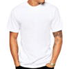 Tee Shirt Homme Blanc Tee Shirt Blanc Homme Haut Blanc Soirée Blanche