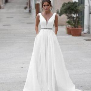 Robe Mariage Blanche | Soirée Blanche