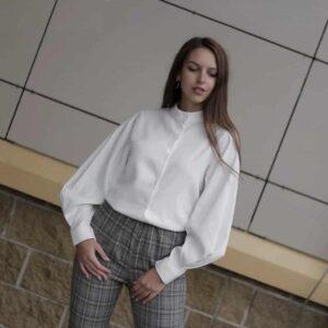 Chemisier Blanc Femme Fluide Chemisier Blanc Femme Haut Blanc Soirée Blanche