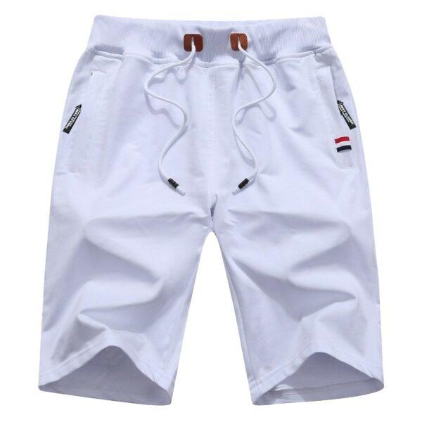 Homme Short Blanc Short Blanc Homme Bas Blanc Soirée Blanche