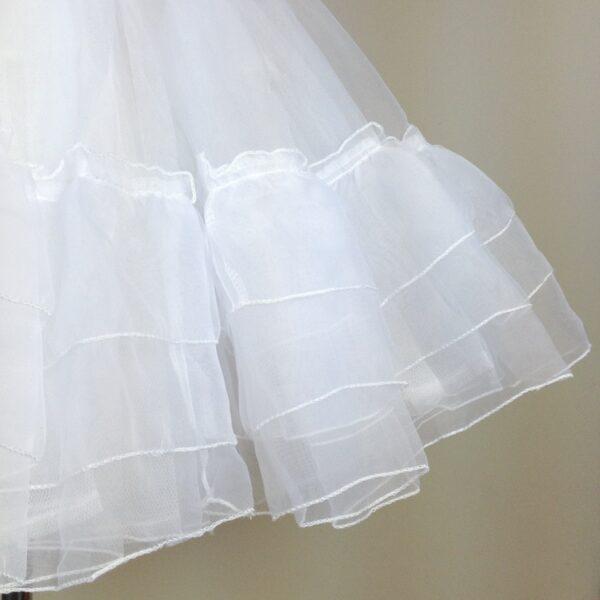 Jupon Pour Robe De Bal Jupe Blanche Femme Soirée Blanche