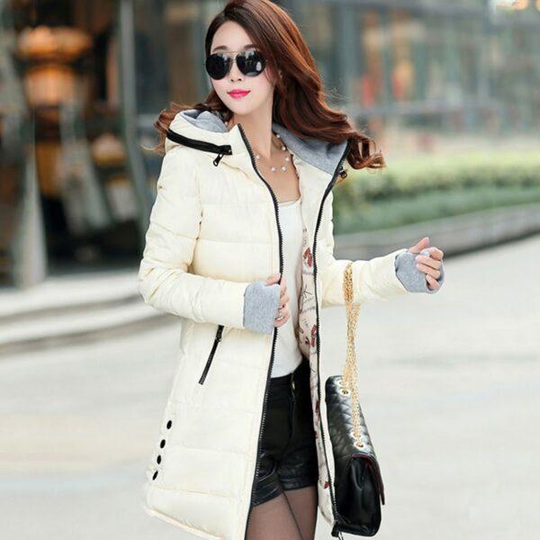 Manteau Long Blanc Cassé Femme Manteau Blanc Femme Haut Blanc Soirée Blanche