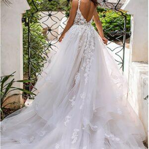 Robe De Mariage Princesse Blanche Robe de Mariage Blanche Femme Robe Blanche Soirée Blanche