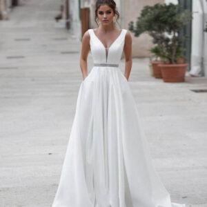 Robe Mariage Blanche   Soirée Blanche