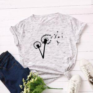 Tee Shirt Blanc Ras Du Cou Femme Tee Shirt Blanc Femme Haut Blanc Soirée Blanche