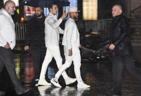 Vous aussi organisez une soirée blanche comme Neymar ! Soirée Blanche