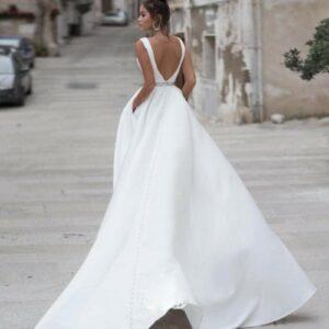 Robe Mariage Blanche Robe de Mariage Blanche Femme Robe Blanche Soirée Blanche