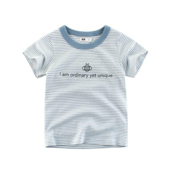 Tee Shirt Blanc Motif Engin Garçon 21   Soirée Blanche