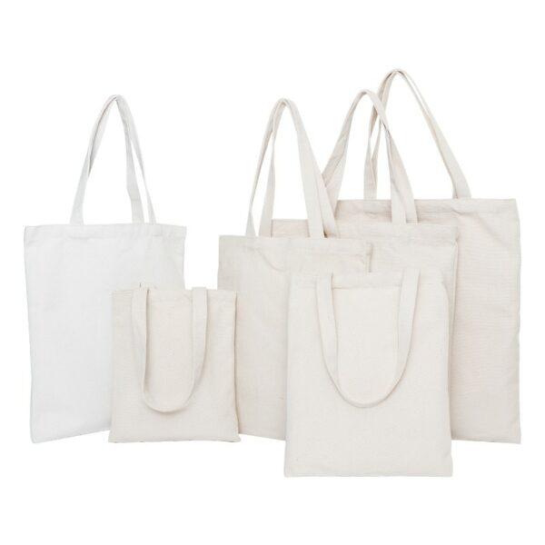 Sac En Tissu Blanc 3 | Soirée Blanche