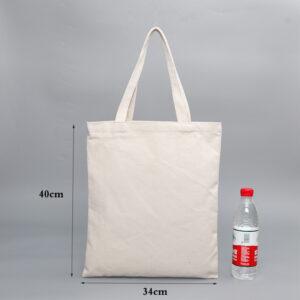 Sac En Tissu Blanc 17 | Soirée Blanche