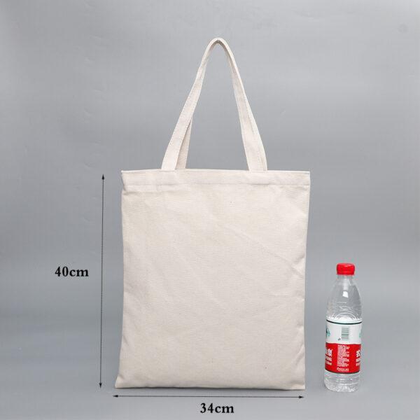 Sac En Tissu Blanc 10 | Soirée Blanche