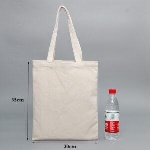 Sac En Tissu Blanc 15 | Soirée Blanche