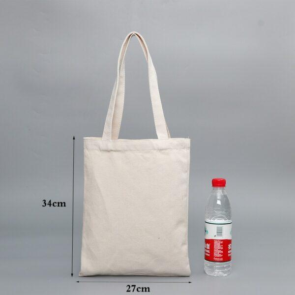 Sac En Tissu Blanc 7 | Soirée Blanche