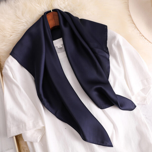 Foulard Blanc Femme 21 | Soirée Blanche