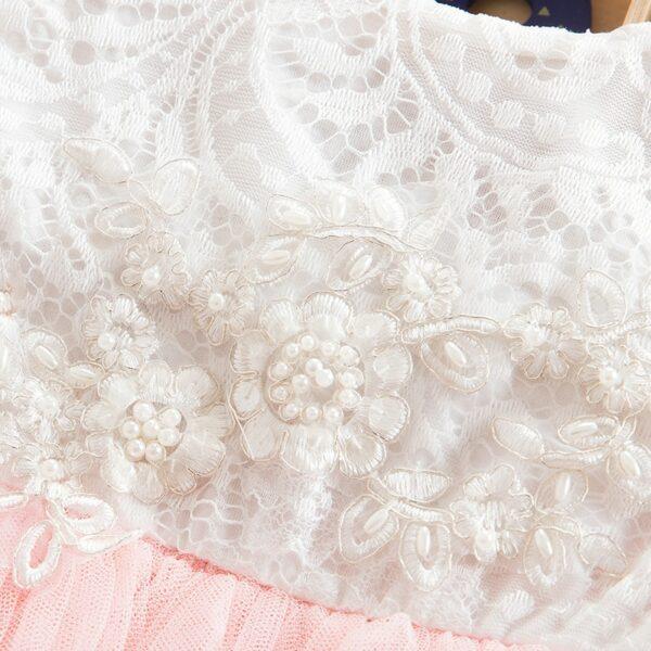 Robe Blanche Pour Fille 7 | Soirée Blanche