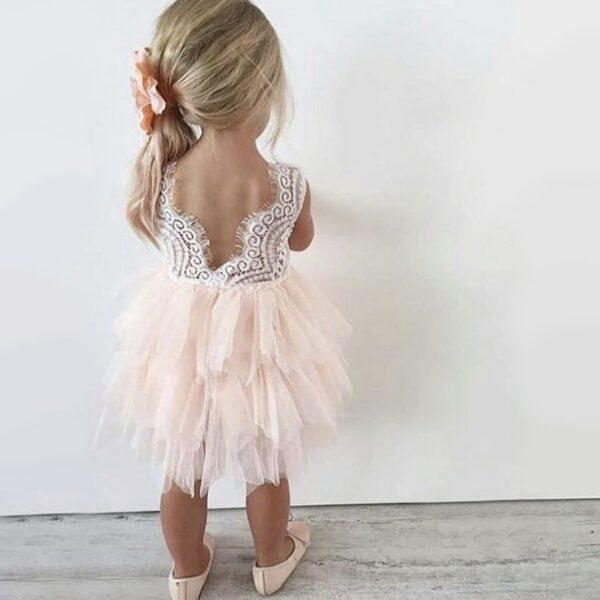 Robe Blanche Pour Fille 21 | Soirée Blanche