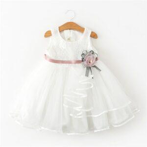 Robe Blanche Pour Fille 44 | Soirée Blanche
