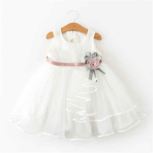 Robe Blanche Pour Fille 19 | Soirée Blanche