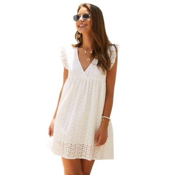 Robe Blanche Été 1 | Soirée Blanche