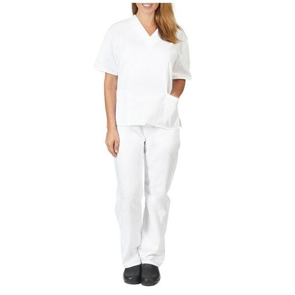 Blouse Infirmière Blanche 1 | Soirée Blanche