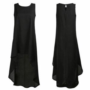 Robe Blanche Courte Devant et Longue Derrière 13 | Soirée Blanche