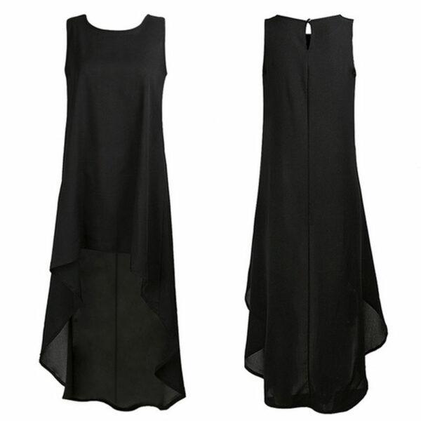Robe Blanche Courte Devant et Longue Derrière 8 | Soirée Blanche