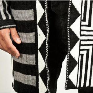 Gilet Blanc Et Noir Homme 14 | Soirée Blanche