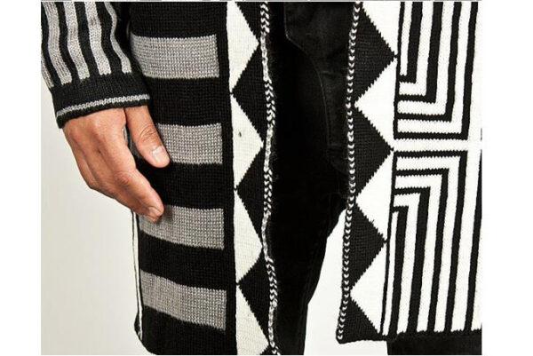Gilet Blanc Et Noir Homme 8 | Soirée Blanche
