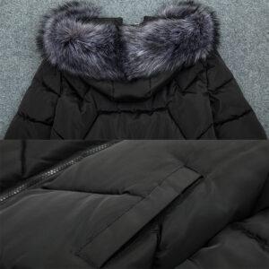Manteau Blanc Femme Hiver 16   Soirée Blanche