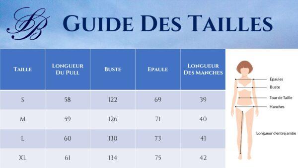 Pull Blanc Femme Dentelle 4 | Soirée Blanche