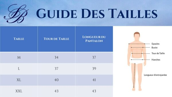 Short de Bain Blanc Homme 2 | Soirée Blanche