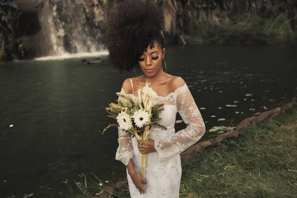 Comment bien choisir sa robe dentelle blanche ? 2 | Soirée Blanche