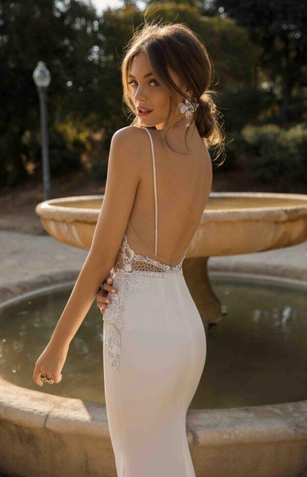 Robe Sirène Mariage 3 | Soirée Blanche