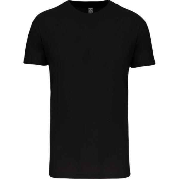 Tee Shirt Blanc Homme - noir