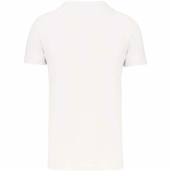 Tee Shirt Blanc Homme - blanc dos